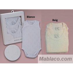 Body Bebé Tirante Calado pack 2 uds