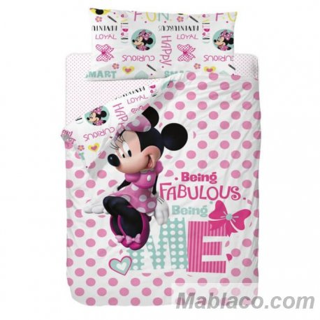Saco Nórdico Minnie Mouse Fabulous