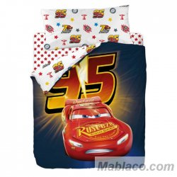 Juego Funda Nórdica Cars 3 Racing