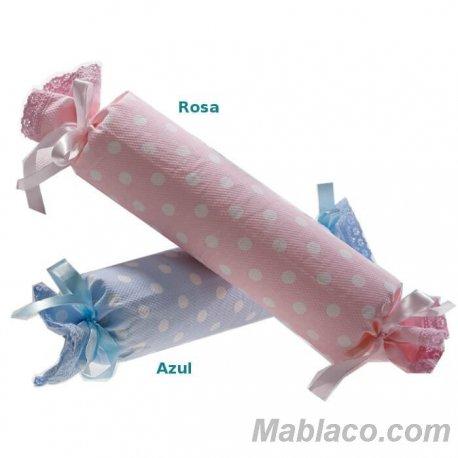 Cojín Antivuelco bebé tela Verano