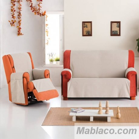Cubre sofa Práctica Constanza
