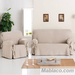 Fundas sofá Lazos Universal Constanza