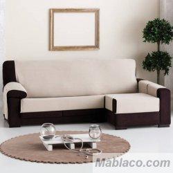 Cubre Sofá Chaise Longue Práctica Constanza