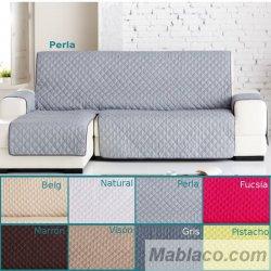 Cubre Sofá Chaise Longue Práctica Dual Quilt