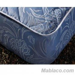 Cubrecolchón Acolchado ALISA Transpirable e Impermeable