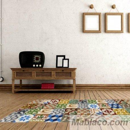 Alfombra Vinílica Digital Ref.077