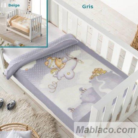 Mantas bebé Estampada 6378 Piel