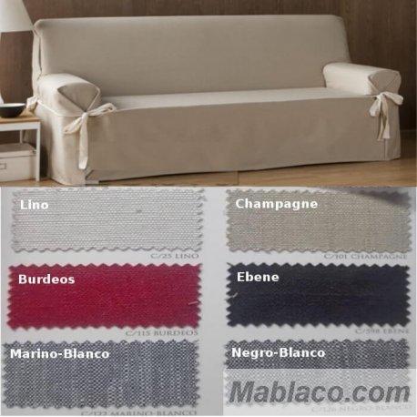 Fundas sofá Lazos Beret Beige