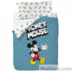 Saco Nórdico Mickey Mouse Blue