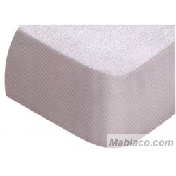 Protector de Colchón Impermeable transpirable Rizo+PU Brissa de BELNOU
