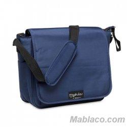 Bolso Carry con Cambiador Pirulos Navy