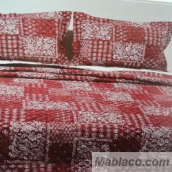Colcha Bouti Reversible Indiana