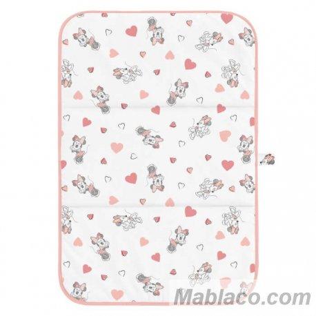 Cambiador Vestidor Bebé Minnie Mouse 1 Algodón