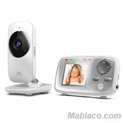 """Vigilabebés Motorola 2.4"""" MBP 482"""