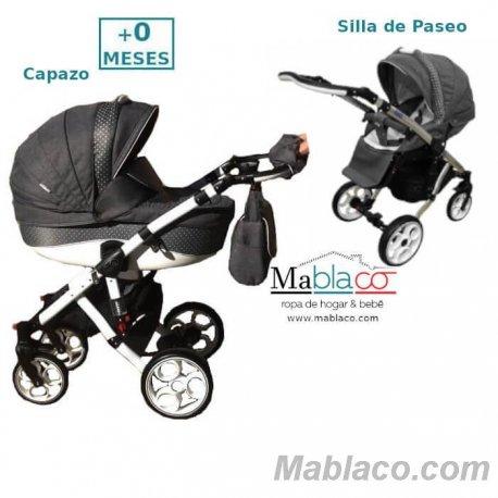 Carrito de bebé Nataly Topos Duo y Trio Toral