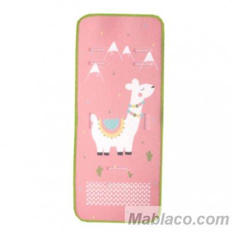 Colchoneta Ligera Silla Paseo Llama