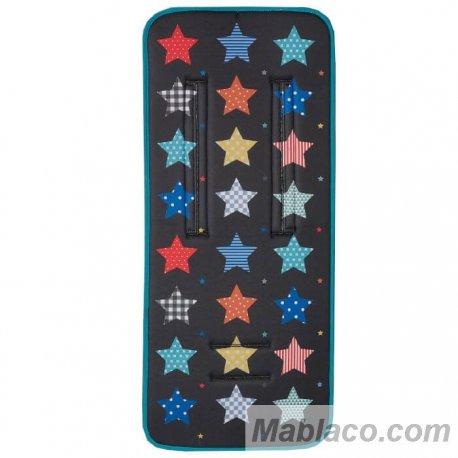 Colchoneta Ligera Silla Paseo Stars