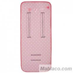 Colchoneta Ligera Silla Paseo Pink