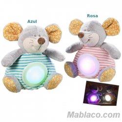 Muñeco con luz Infantil Mouse