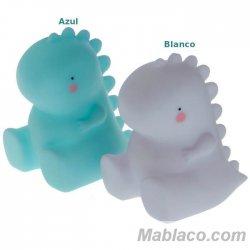 Quitamiedos Bebé con Luz Dino