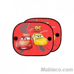 Parasol Coche Bebé Cars Pack 2