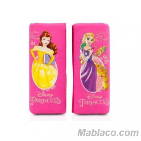 Almohadilla Cinturón Silla Bebé Princesas Pack 2