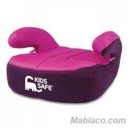Elevador Coche Niños XL Kids Safe Grupo 3 rosa