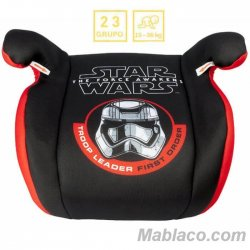 Alzador Coche Star Wars Trooper Grupo 2 3