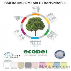 Sabana Bajera Ecobel Impermeable y Transpirable 100% Algodón Ecológico