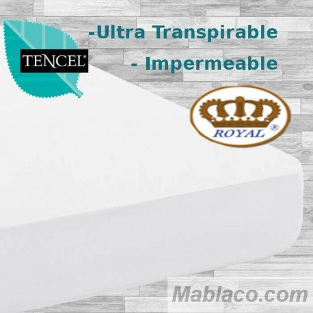 Protector Colchón Tencel Ultra Transpirable e Impermeable ROYAL