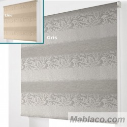 Estor Enrollable Jacquard Quito