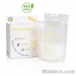 Bolsas para leche Materna Pack 44 Best Choice