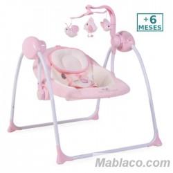 Hamaca Balancín Bebé Plus Rosa