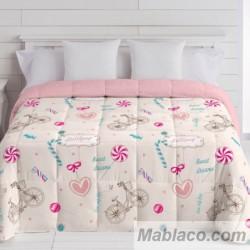 Edredón Comforter Reversible Lollipop