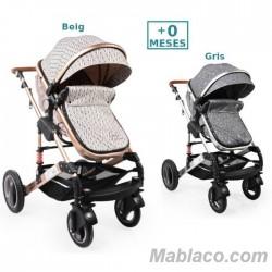 Carrito de bebé Gala Premium