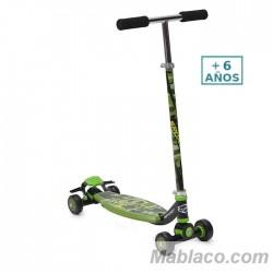 Patinete 4 ruedas Infantil Fuzi
