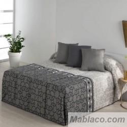 Edredón Comforter Fez Gris