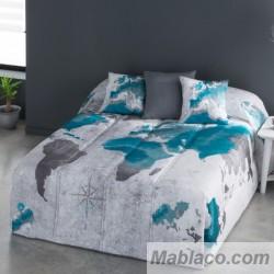 Edredón Comforter Mundi 100% Algodón