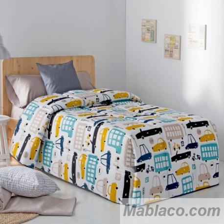 Edredón Comforter Coches