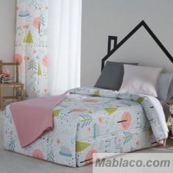 Detalle Edredón Comforter Unicornio