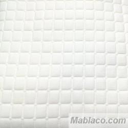 Cubrecolchón Acolchado YALTA Transpirable e impermeable