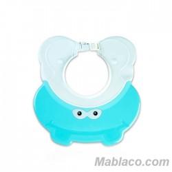 Visera Baño Bebé y Niños Ruby Azul