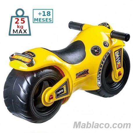 Correpasillos Moto Niño Super Ride On Playfun