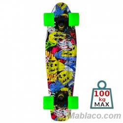 "Skateboard 22"" Graffiti"