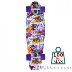"Skateboard 27"" Kitty"