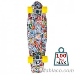 """Skateboard 27"""" Kicker"""