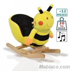 Caballito Balancín Bee