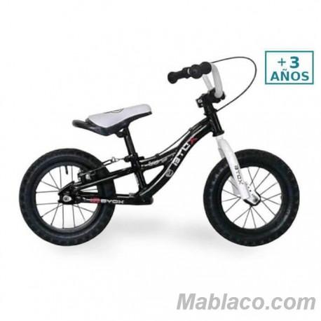 Bicicleta sin pedales y con frenos Step by Step