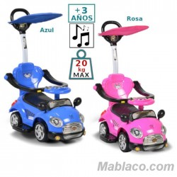 Triciclo evolutivo para niños Paradise Cartoon Toy Car