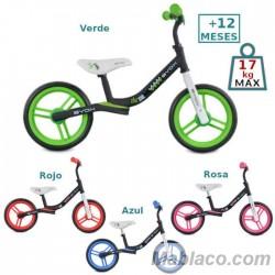 Bicicleta sin pedales Zig Zag